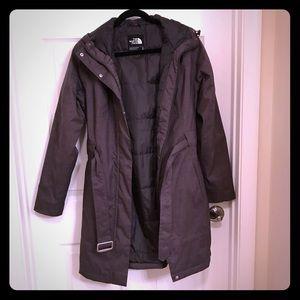 North Face Jacket Grey